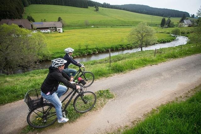 Energie-Route - Im Bregtal bei Vöhrenbach